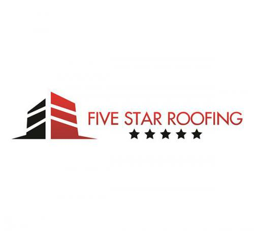 five-star-roofing-logo